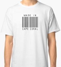 Made in Cape Coral Classic T-Shirt