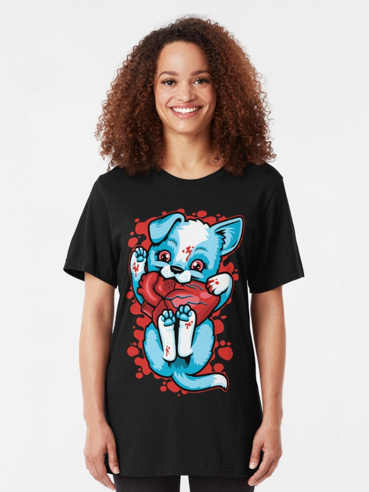 Alternative Ansicht von Jugendliebe Slim Fit T-Shirt