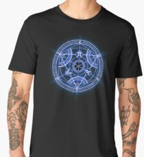 Human Transmutation Circle Men's Premium T-Shirt