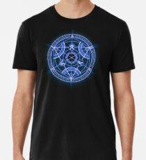 Menschlicher Transmutationskreis Männer Premium T-Shirts