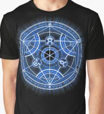 Human Transmutation Circle Graphic T-Shirt