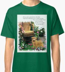Norfolk Terrier Lovers Dog Art Gifts Classic T-Shirt
