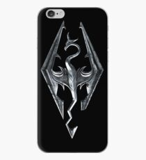 Skyrim Logo iPhone-Hülle & Cover