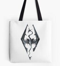 Skyrim Logo Tote Bag