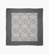 Black Coral Weaving by Margaret Juul Scarf