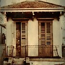 Old house tintype by RoseSinister