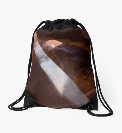 Look To The Light Drawstring Bag