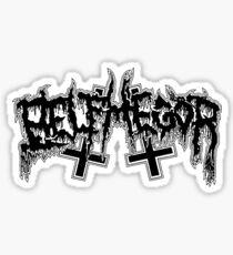 Belphegor Sticker