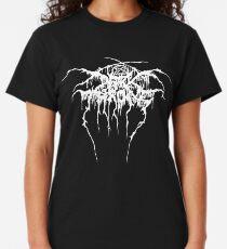 Dunkler Thron Classic T-Shirt