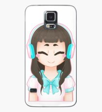 DeviCat SchoolGirl Id - 2018 Case/Skin for Samsung Galaxy