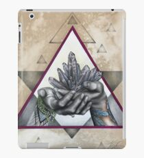 THE HEALER  iPad Case/Skin
