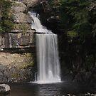 Waterfall by bobubble