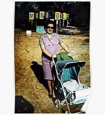 Mum & I Poster