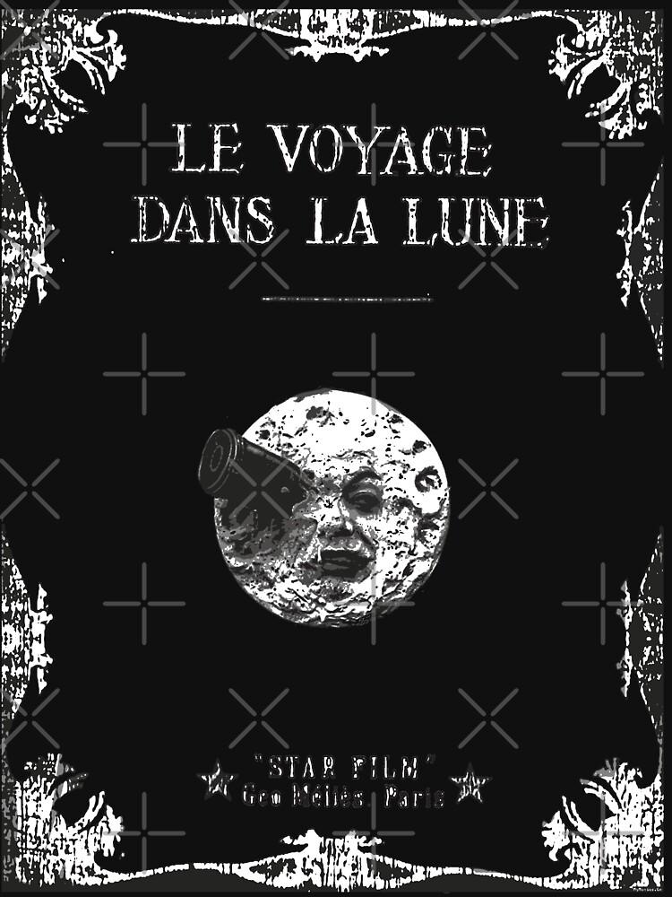 """""""A Trip To The Moon (Le Voyage Dans La Lune)"""