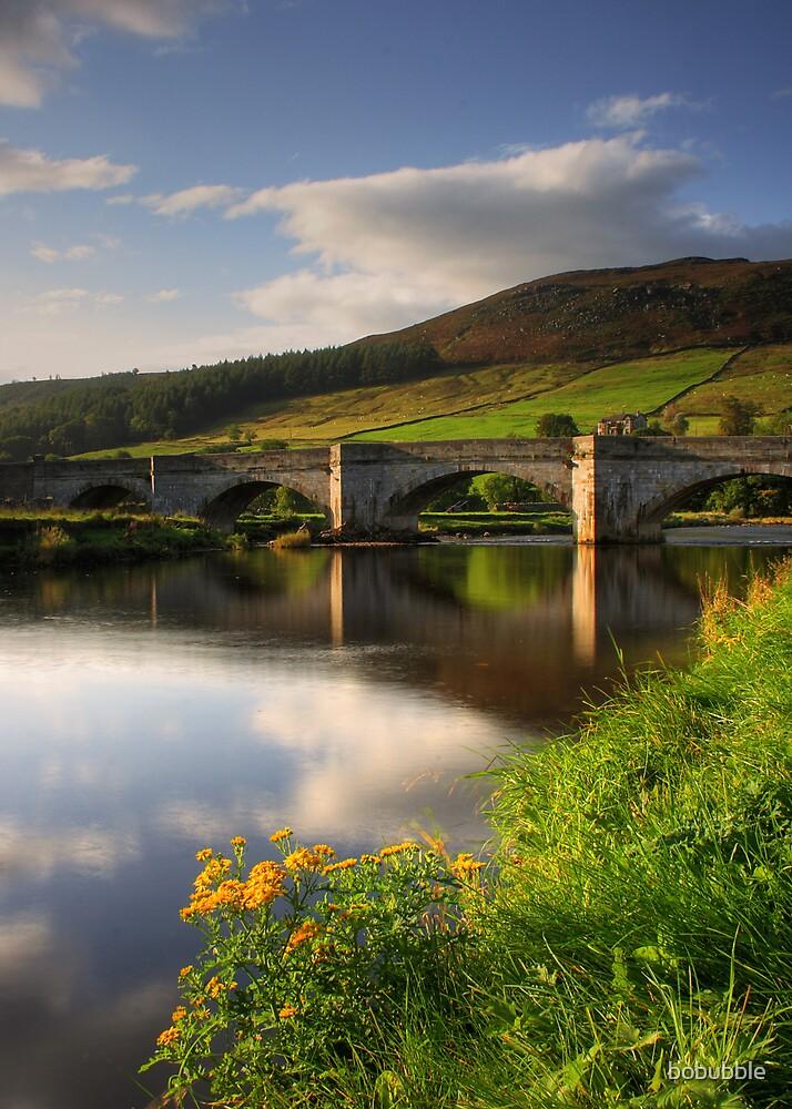Burnsall Bridge, Yorkshire Dales by bobubble
