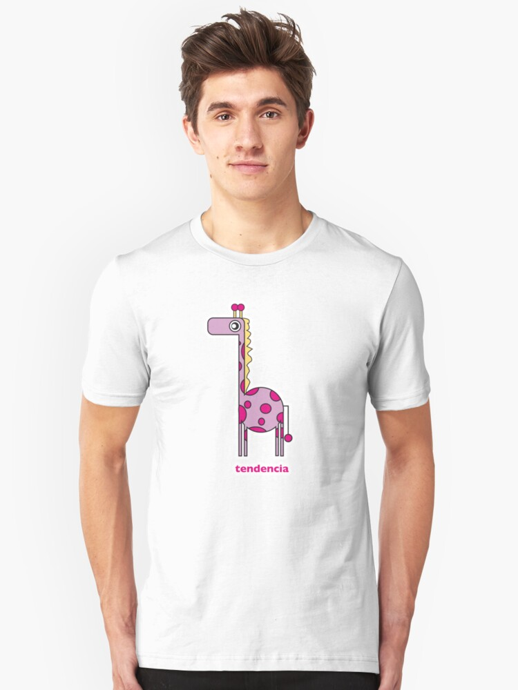 Tendencia Unisex T-Shirt Front