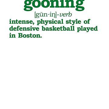 Boston Goons by TheArtquetek