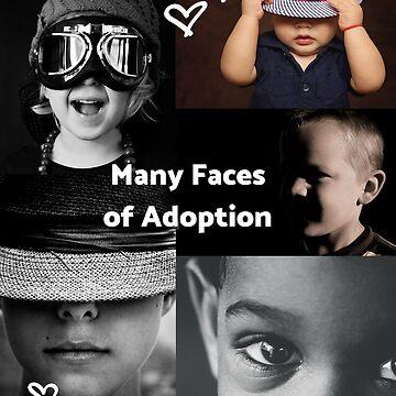 Many Faces of Adoption by RainyAZ