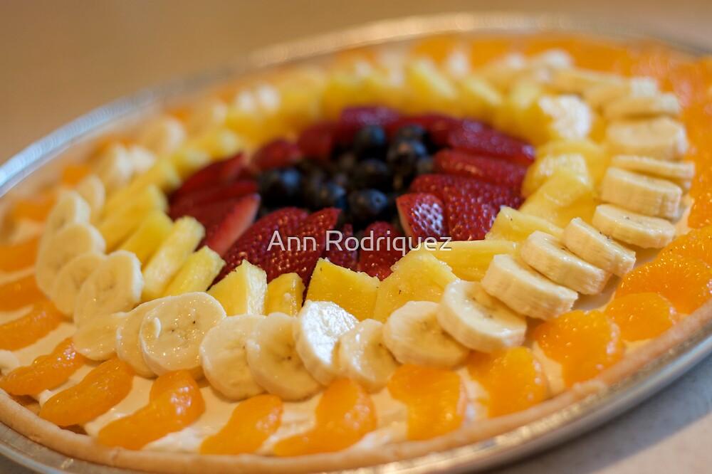 Fruit Pizza by Ann Rodriquez