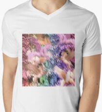 Feathered Flyers V-Neck T-Shirt