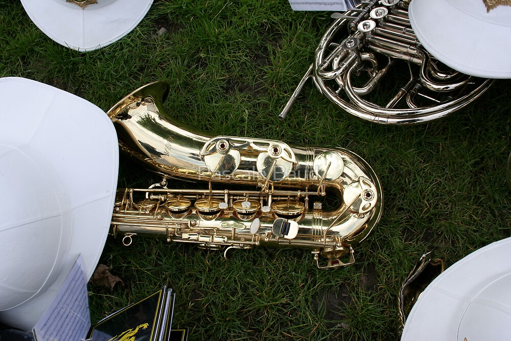 Brass Band #02 by Pascale Baud