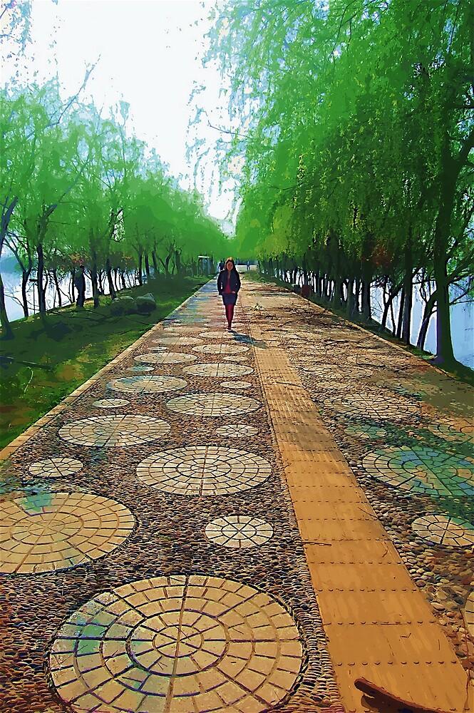 The Path by marcwellman2000