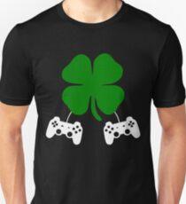 Irischer Spieler Slim Fit T-Shirt