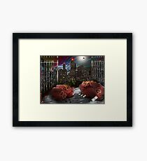 ANIMALS-DOGS Framed Print