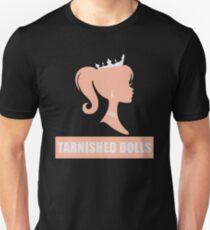 Tarnished Dolls Princess Silhouette  Unisex T-Shirt