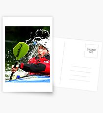 Oh! That Water's Cold Postcards