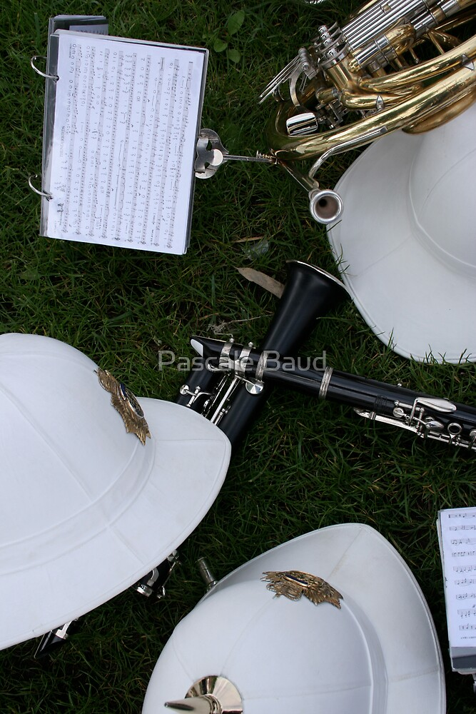 Brass Band #04 by Pascale Baud