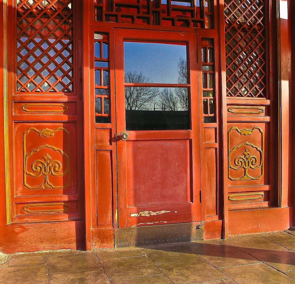 door number 3 by marcwellman2000