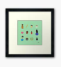 Mid Summer Framed Print