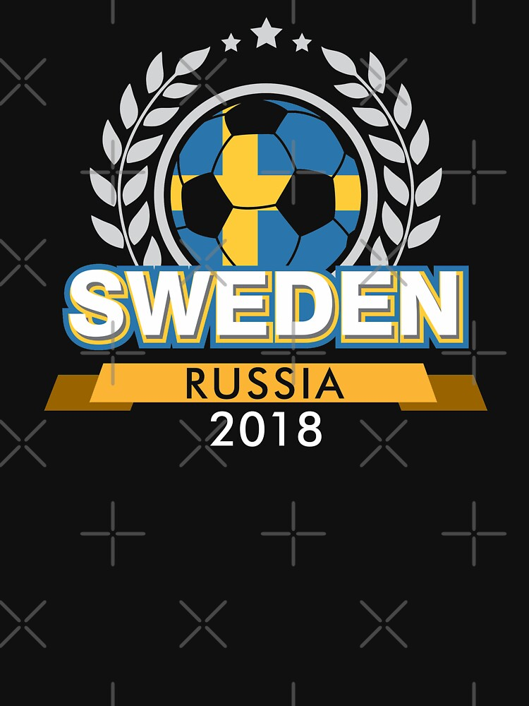 50e0c3e5e Sweden National Football Team FIFA World Cup Russia 2018