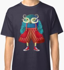 My Owl Red Pants Classic T-Shirt