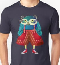 My Owl Red Pants Unisex T-Shirt