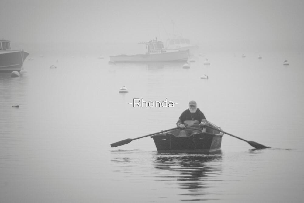 Fisherman by -Rhonda-