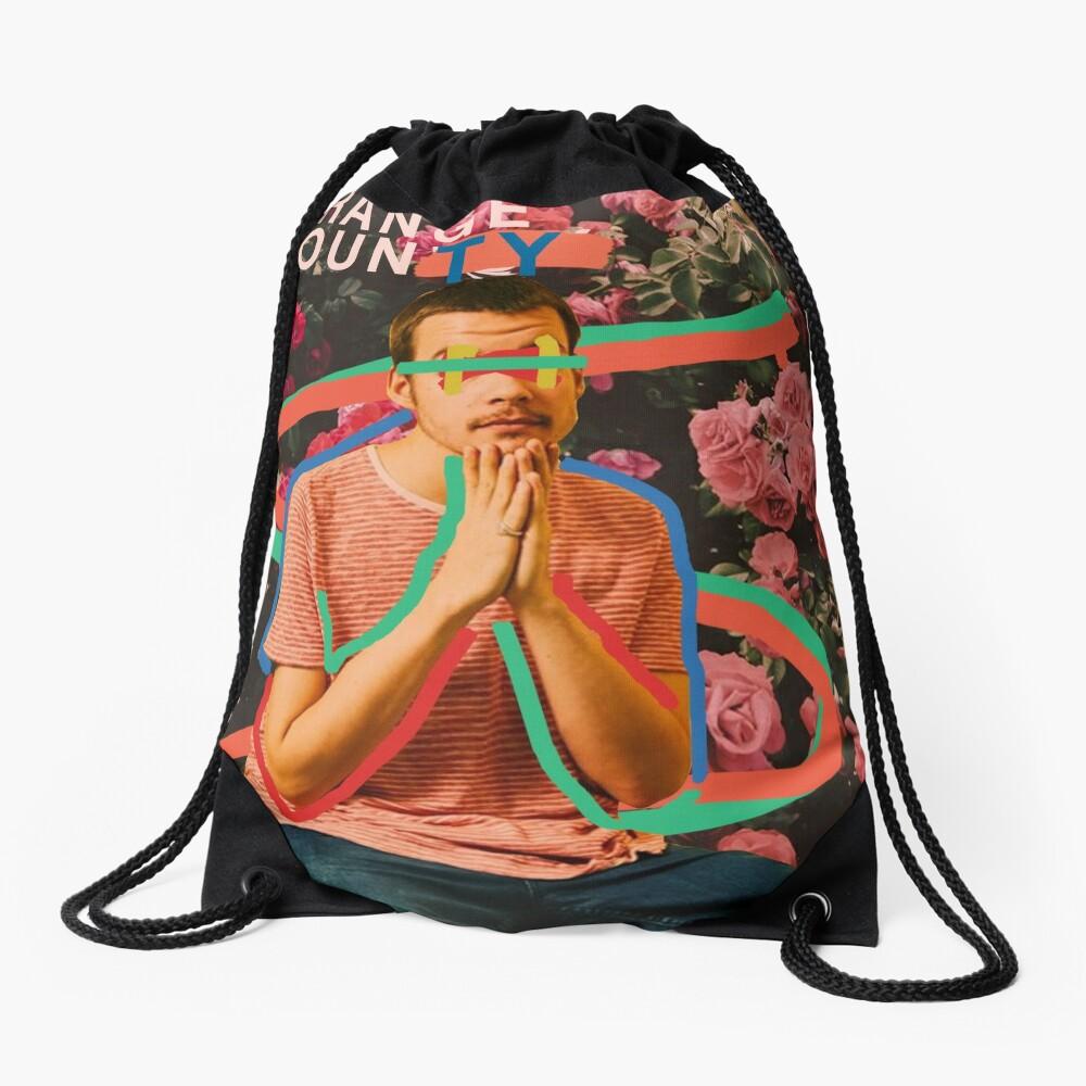 SAD BOY Drawstring Bag
