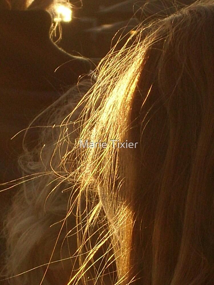 irish sunset by Marie Tixier