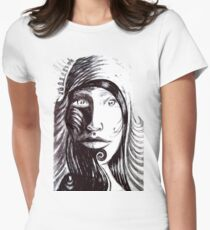 Powerful Woman Women's Fitted T-Shirt