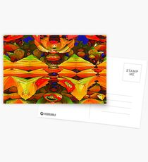 BRAXYA Postcards