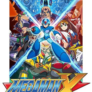 Mega Man X Collection by Twinsnakes0000