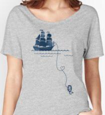 Long Distance Love Women's Relaxed Fit T-Shirt