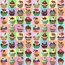 Kuchen-Muster von kennasato