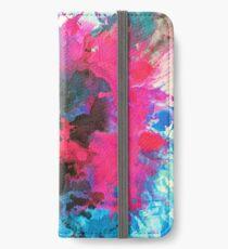 Riff-Reflexionen III iPhone Flip-Case/Hülle/Klebefolie