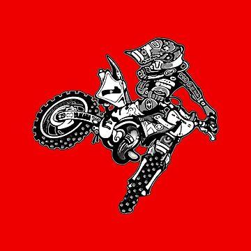 Motocross by biggeek