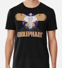 Camiseta premium para hombre Owlephant