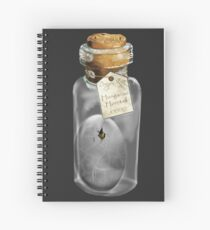 Hungarian Horntail (Dragon Egg) Spiral Notebook