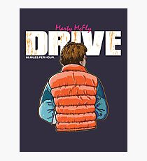 Back in Drive Photographic Print