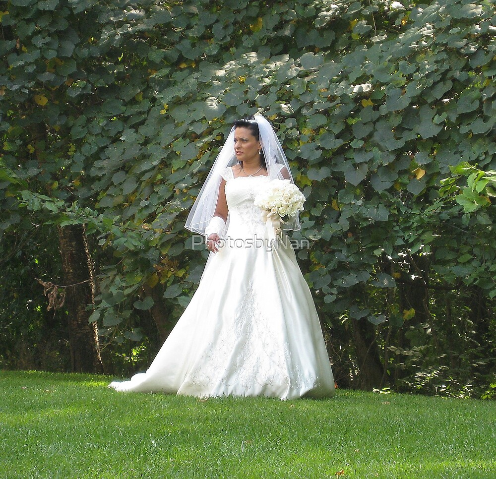 New York Bride by PhotosbyNan